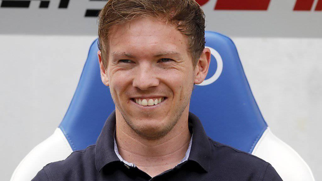 Trainer Hoffenheim 2021