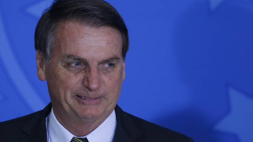 Bolsonaro will neue Partei gründen