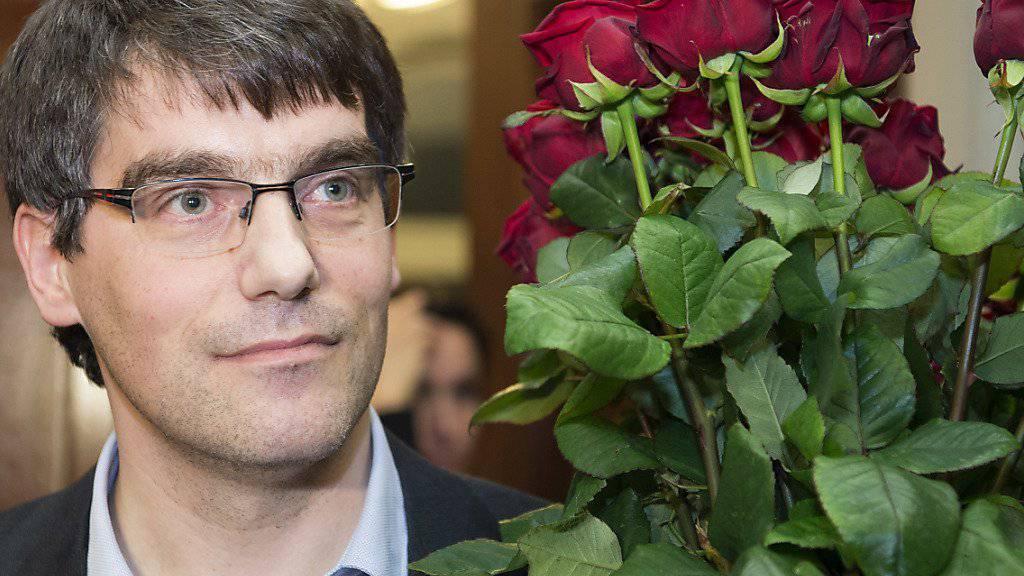 Der Waadtländer Nationalrat Roger Nordmann ist der neue Fraktionschef der SP.