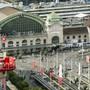 Bahnhof-Umbau in Basel