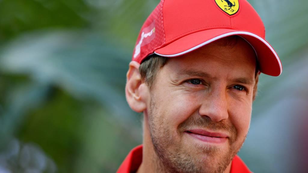 Sebastian Vettel hat seine Langzeitfreundin geheiratet.