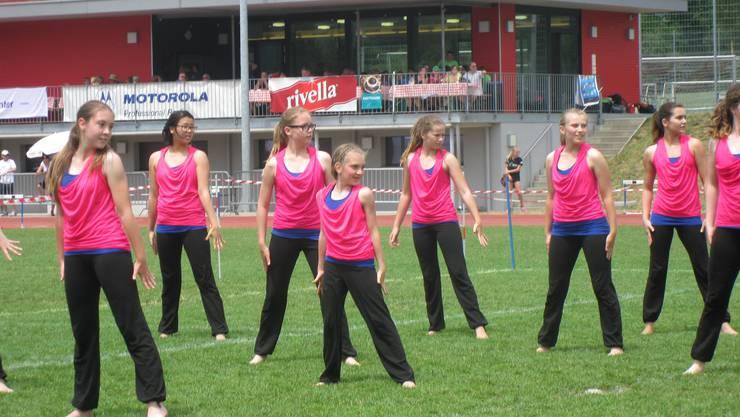 Teen's Gym vom TSV Rohrdorf