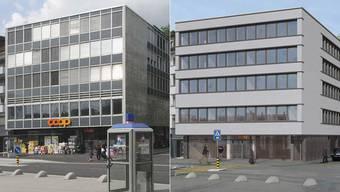 Für 15 Millionen wird das Gebäude Rosengarten saniert. Danach sollen Teile der Solothurner Verwaltung einziehen.
