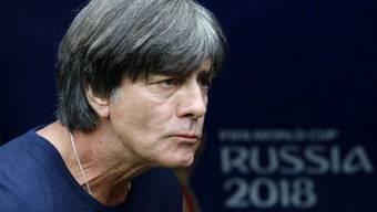 Joachim Löw ist sich seiner Sache sicher: Deutschland wird in die Gruppenphase überstehen.
