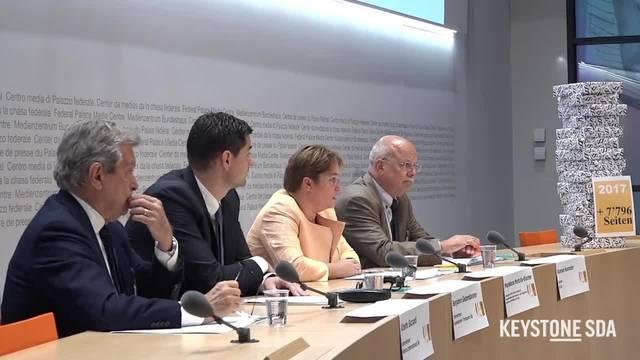 Unternehmerkomitee setzt sich für die Selbstbestimmungsinitiative ein