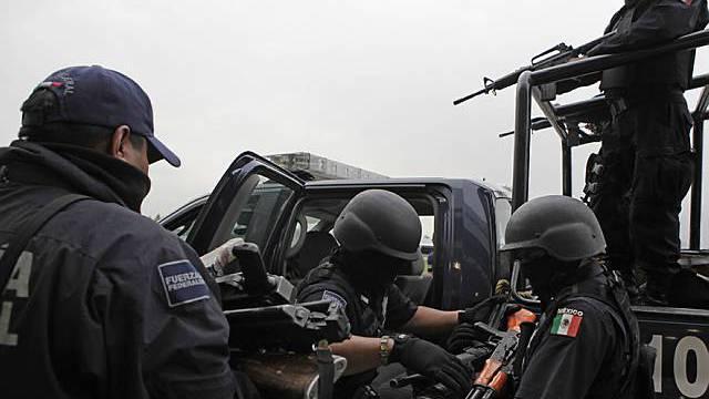 Krieg gegen die Kartelle in Mexiko