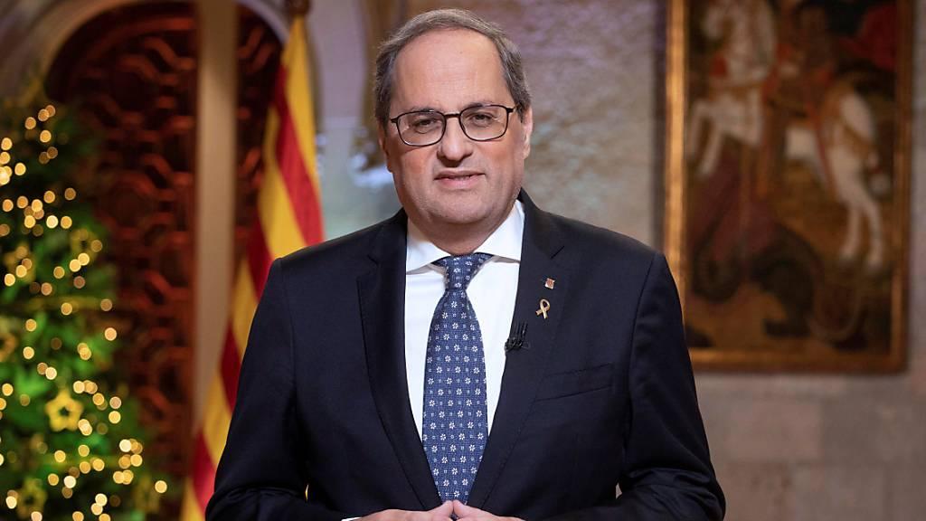 Wahlkommission setzt katalanischen Regionalchef Torra ab