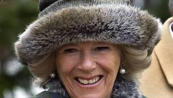 Camilla hat gut lachen: Sie ist zum vierten Mal Grossmutter geworden (Archiv)