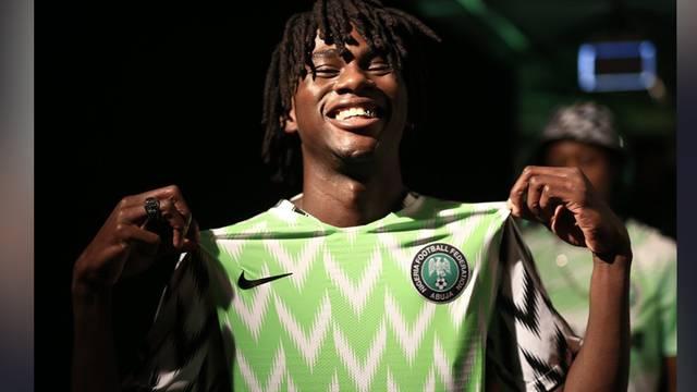 Nigerias WM-Trikot nach 2 Minuten ausverkauft