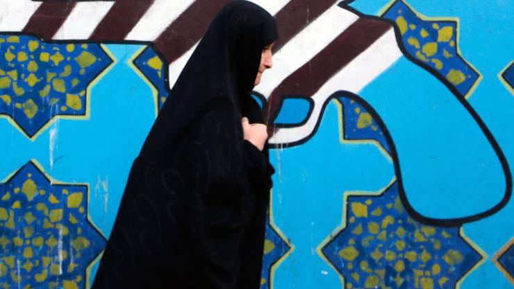 Gewalt gegen Angebetet im Iran: Verschmähter Brautbewerber erschiesst zehn Menschen. (Symbolbild)