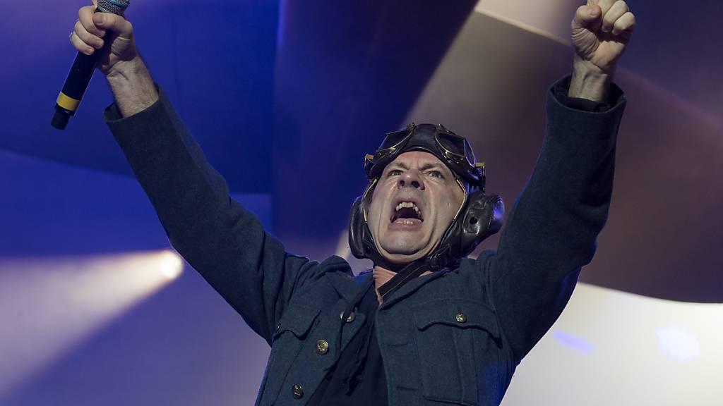 Iron-Maiden-Sänger: Tag auf Tour fühlt sich an wie Lebensverlängerung