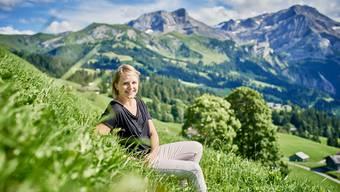 Schwingerkönigin Diana Fankhauser: «Ich versuche, alle Medienanfragen anzunehmen, damit unser Sport ein bisschen ins Gespräch kommt.»