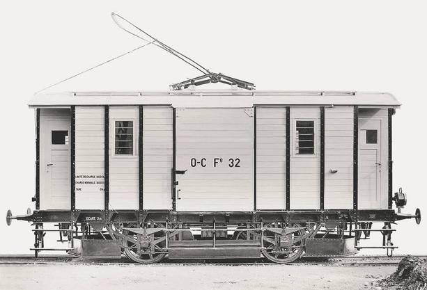 Der  118 Jahre alte Elektrotriebwagen ist in Schuss: Bis zuletzt stand er als Rangierfahrzeug im Einsatz für das welsche Transportunternehmen Travys.