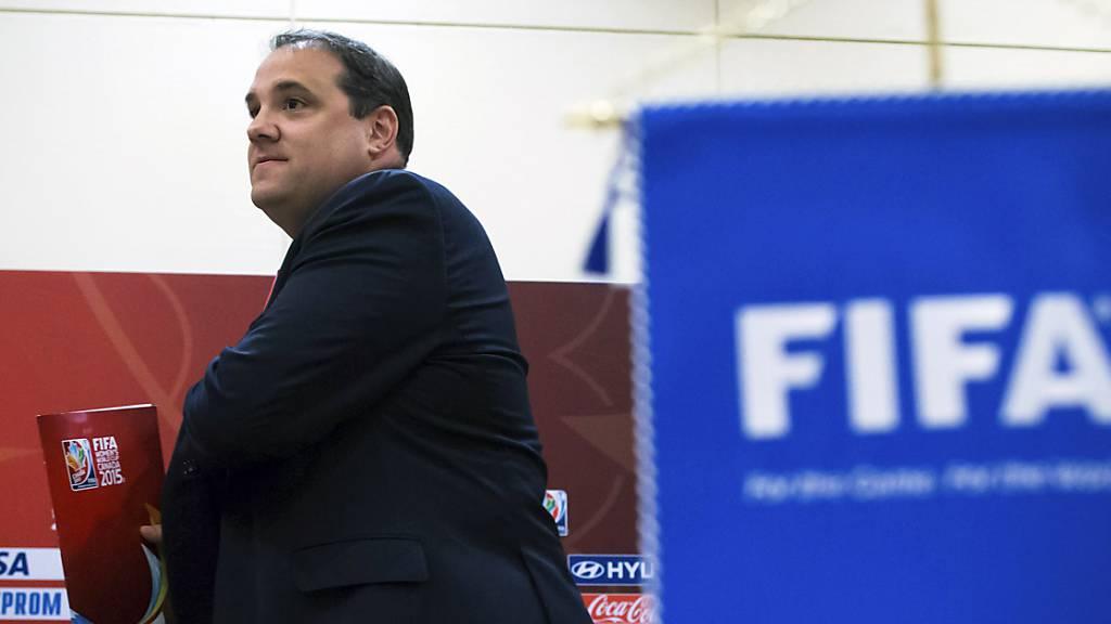 FIFA-Vizepräsident Victor Montagliani zeigt sich im Umgang mit der Coronakrise zu grossen Änderungen bereit