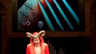 Don GIovanni-Premiere am Opernhaus Zürich