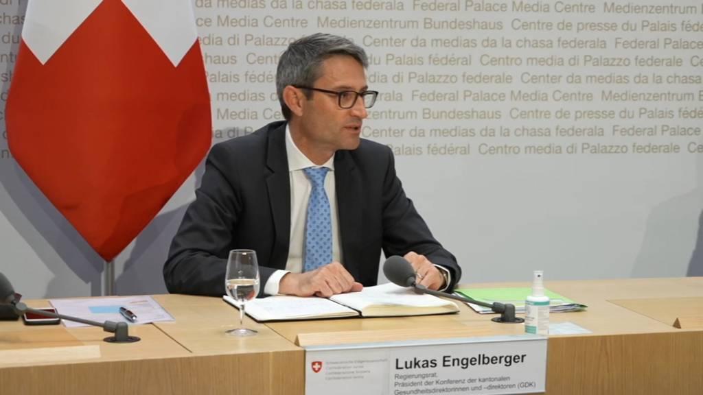 GDK-Engelberger: «Pandemie und nicht Impfung spaltet die Gesellschaft»