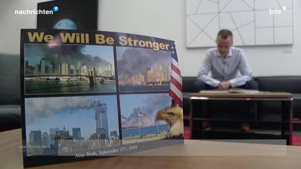 Nationalrat Hans-Ueli Vogt erlebte 9/11 direkt vor Ort