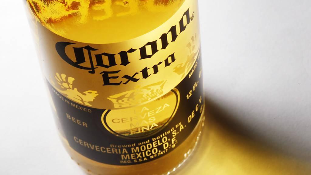 Corona-Brauer AB Inbev verdient operativ weniger als erwartet