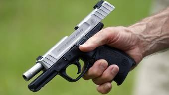 Für ein regionales Waffenregister wären kantonale Gesetze anzupassen. (Symbolbild)