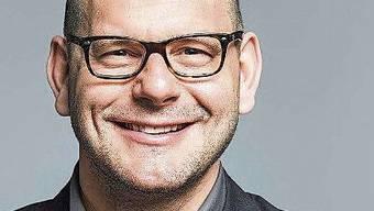 Will Gemeindepräsident werden: Marcel Lang (parteilos).