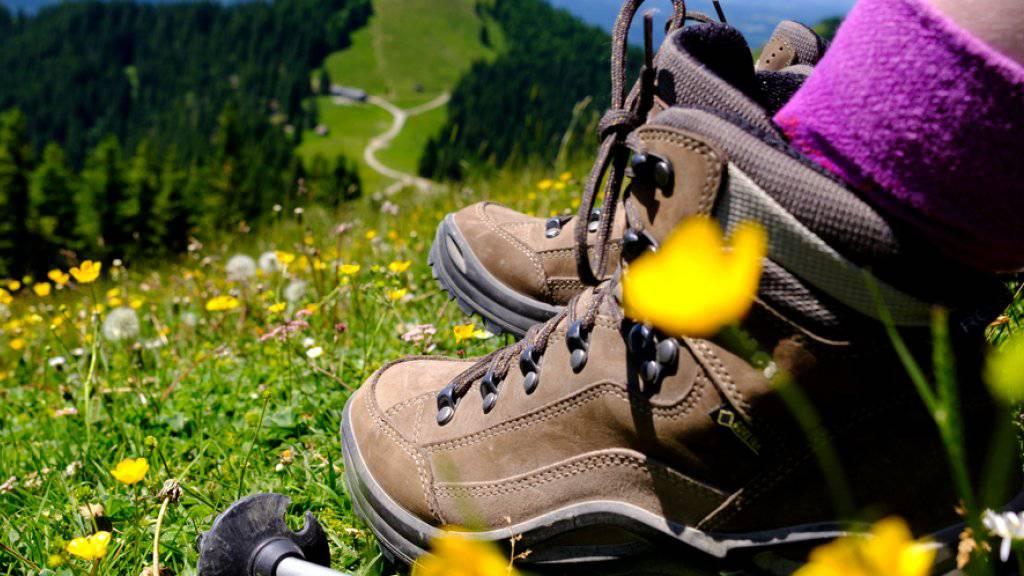 Am Samstag ist der Nationale Wandertag der «Schweizer Familie».