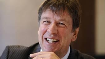 Der Wetterexperte Jörg Kachelmann ist bald wieder am Fernsehen zu sehen (Archiv)