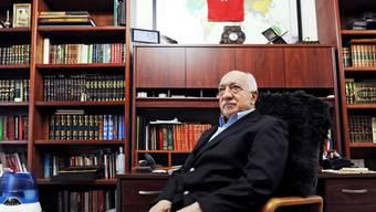 Fethullah Gülen in seinem Heim in den USA (Archiv)
