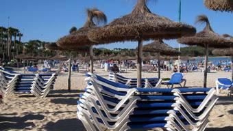 Strand von Sa Coma in Mallorca (Archiv)