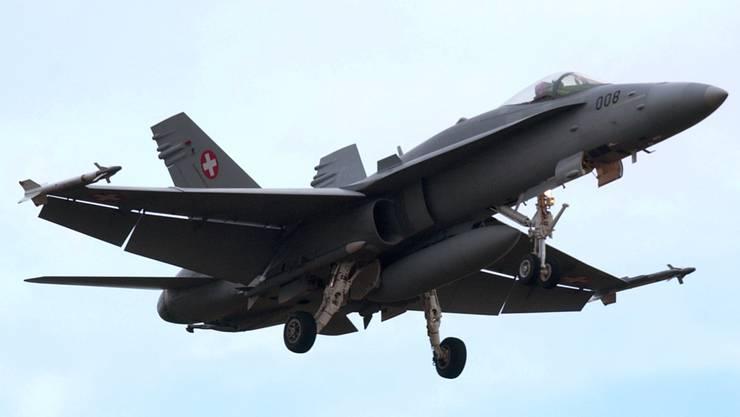 Sechs Milliarden will der Ständerat in neue Kampfjets investieren – und der Nationalrat?