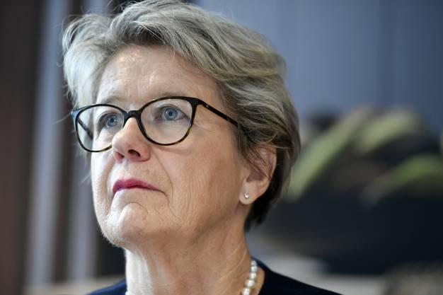 """""""Der Stiftungsrat ist überzeugt, dass der Verkauf im aktuellen Umfeld eine weitsichtige Lösung ist"""", sagt Corina Eichenberger."""