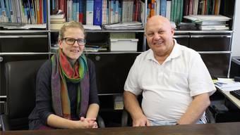 Frau Marika König wird Anfang Juni ihre Arbeit als Fachärztin der Allgemeinen Inneren Medizin an der Seite von Rolf Glauser aufnehmen.