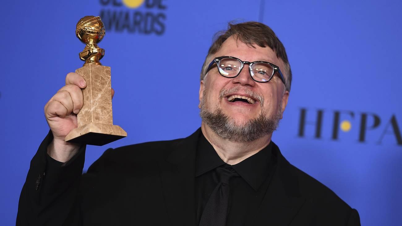 Beste Regie: Guillermo Del Toro, «The Shape of Water» (© Keystone)