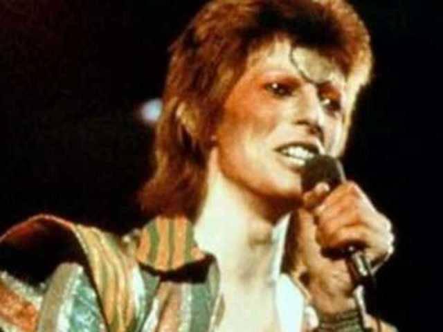 David Bowie mit «Moonage Daydream»