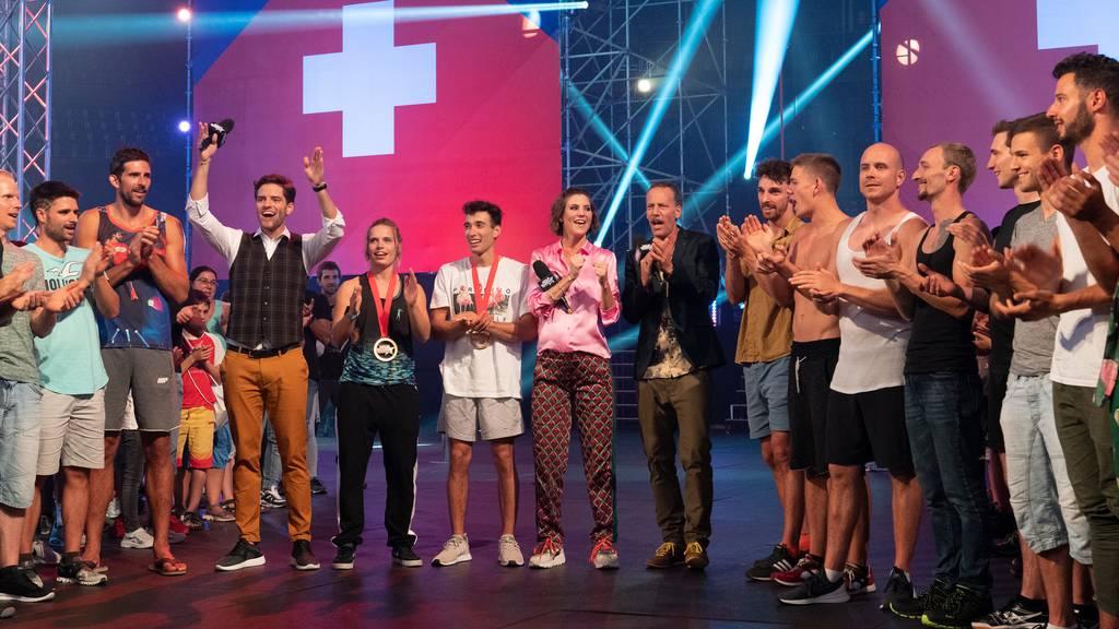 Das war das Finale von «Ninja Warrior Switzerland»