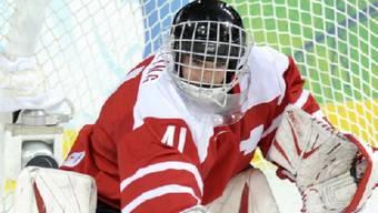Florence Schelling hatte gegen Kanada viel Arbeit