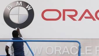 BMW Oracle der Spionage bezichtigt