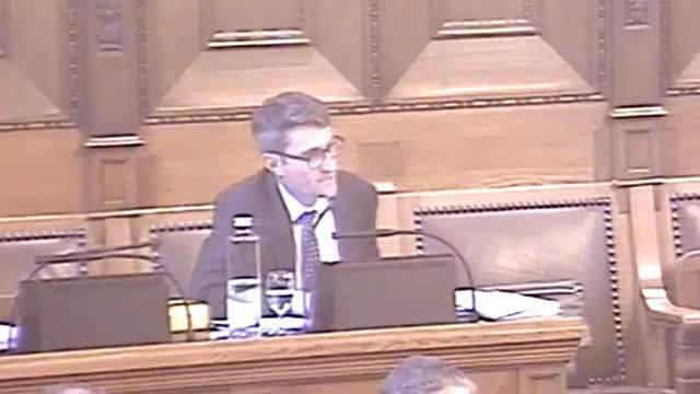 Schlussvotum des Gesundheitsdirektors Lukas Engelberger