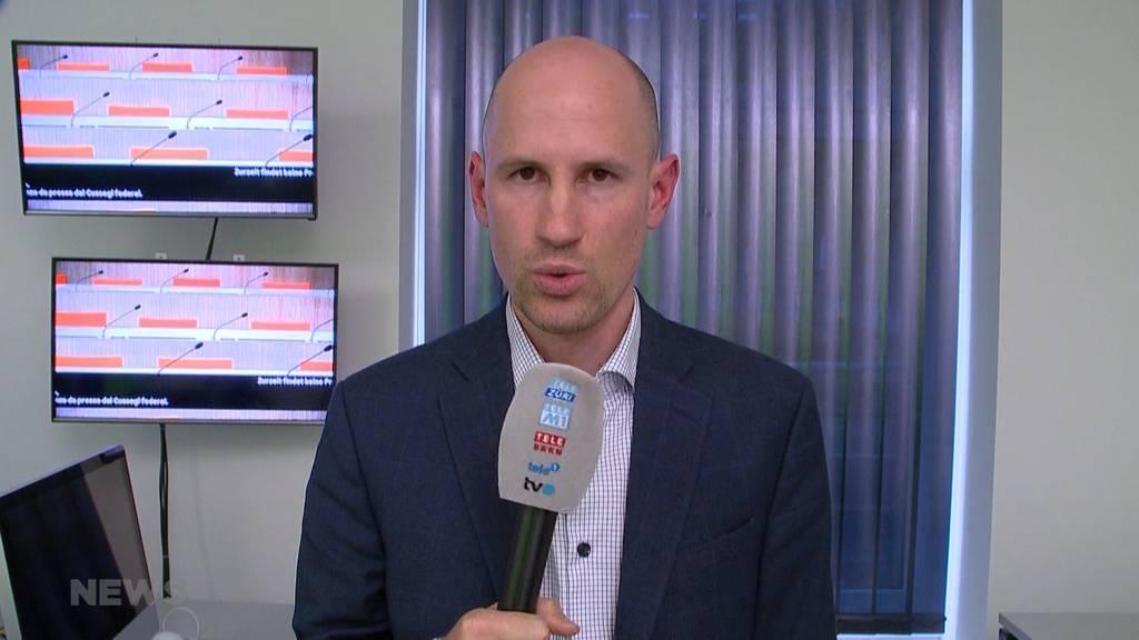 Besorgniserregende Lage: Bundesrat informiert aber hält sich noch zurück