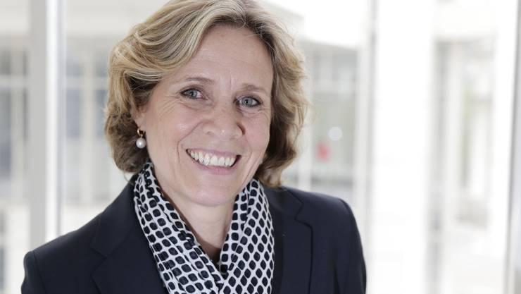 Patricia von Falkenstein: «Man muss Basel, wo es schön ist, wirklich Sorge tragen.» (Archivbild)