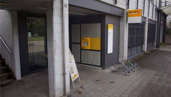 Die Poststelle in Lüsslingen-Nennigkofen wird aufgegeben.