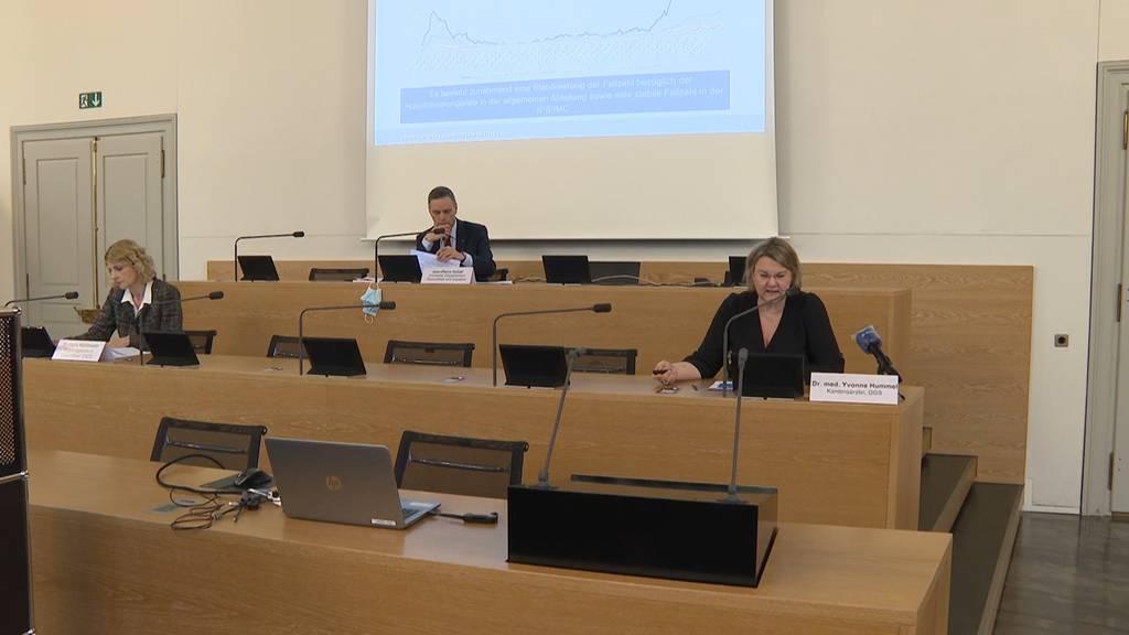 Coronavirus: Muss der Kanton Aargau seine Massnahmen verschärfen?