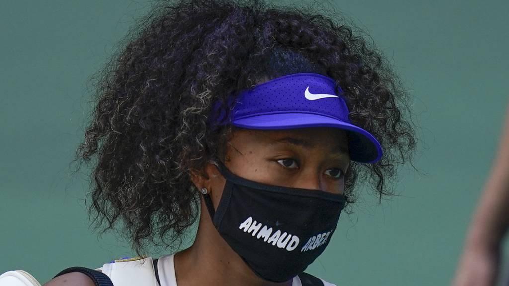 Naomi Osaka besteht Härtest gegen Teenager Kostjuk