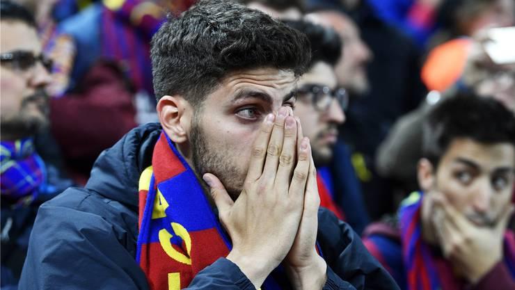 Den FC-Aarau-Fans erging es wie jenen von Barcelona kürzlich: Die Siegesfeier ist schon organisiert, dann wird der Angsttraum wahr.