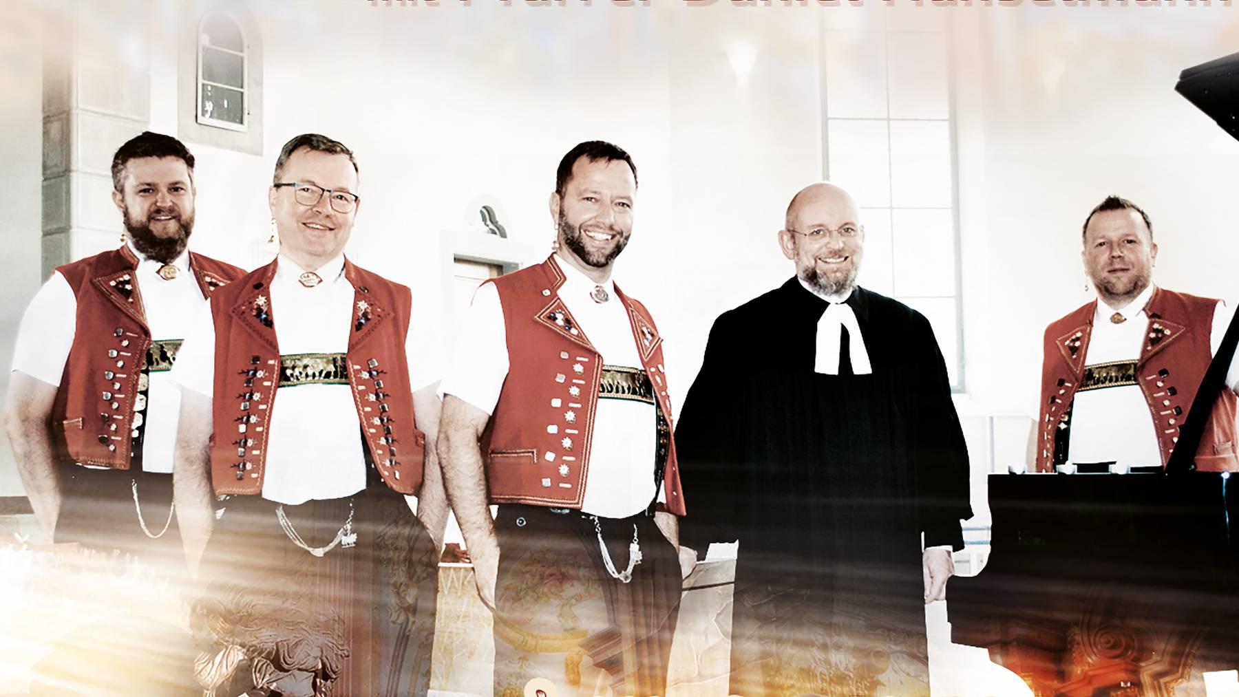 Vater unser mit Pfarrer Daniel Hanselmann