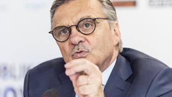 René Fasel, der scheidende Präsident des internationalen Eishockeyverbandes IIHF, hat unlängst bekräftigt, dass es das oberste Ziel sei, die WM 2020 in der Schweiz auszutragen