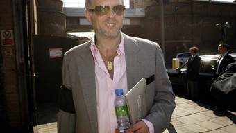 Joe Corré will das rebellische Ansehen der Sex Pistols verteidigen. (Archivbild)