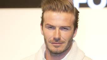 David Beckham schimpft beim Kinderfussball über den Schiri (Archiv)