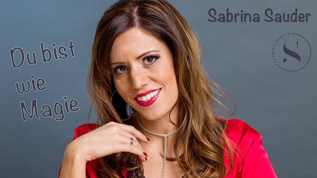 SABRINA SAUDER_DU BIST WIE MAGIE_FRONT