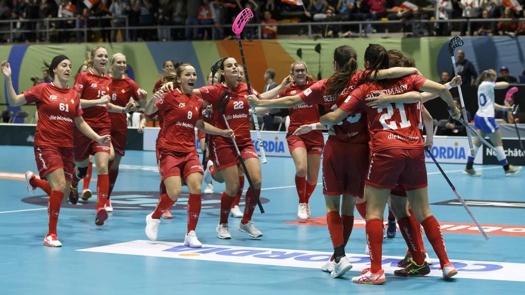 Gewinnen die Schweizerinnen heute WM-Gold?