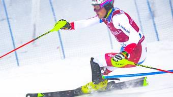 Daniel Yule zeigte mit der Bestzeit eine starke Reaktion auf die enttäuschende Leistung am Sonntag in Zagreb
